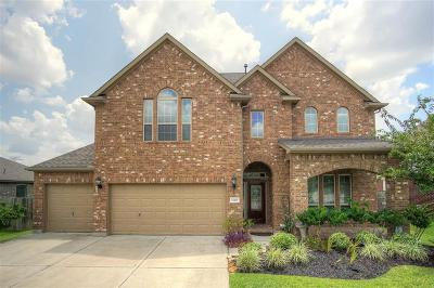 Single Family Home For Sale: 22411 Limestone Crest Lane