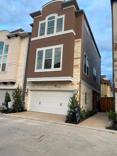 Houston Single Family Home For Sale: 11024 Ayrshire Park