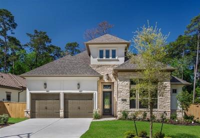 Conroe Single Family Home For Sale: 124 Dawning Rays