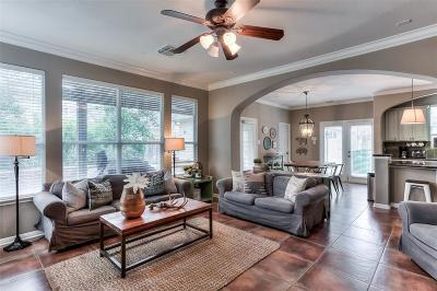 Spring Single Family Home For Sale: 107 N Crisp Morning Circle