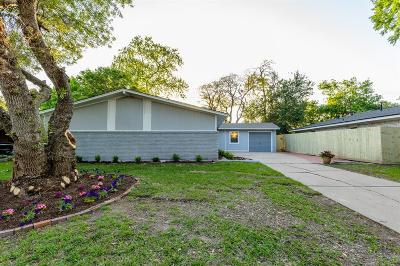 Houston Single Family Home For Sale: 2730 Westerland Drive