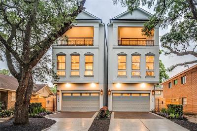 Houston Single Family Home For Sale: 1204 La Rue Street