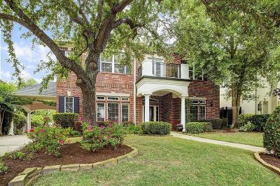 Houston Single Family Home For Sale: 3119 Bonnebridge Way Boulevard