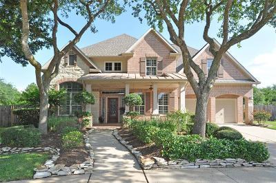 Missouri City Single Family Home For Sale: 3311 Five Oaks Drive
