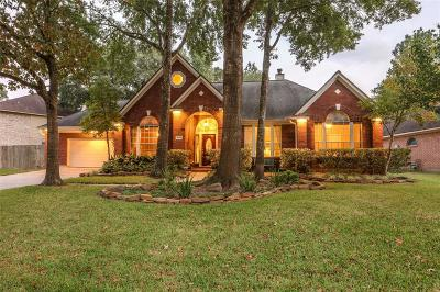 Humble Single Family Home For Sale: 20015 Cherry Oaks Lane