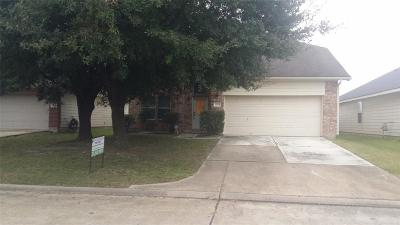 Harris County Single Family Home For Sale: 13023 Cherryglade Court