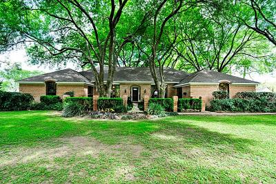 Richmond Single Family Home For Sale: 4810 Woods Edge Drive