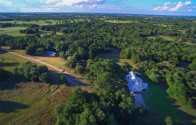 Washington County Farm & Ranch For Sale: 00000 Fm 389