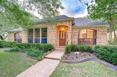 Sugar Land Single Family Home For Sale: 3026 W Steepbank Circle