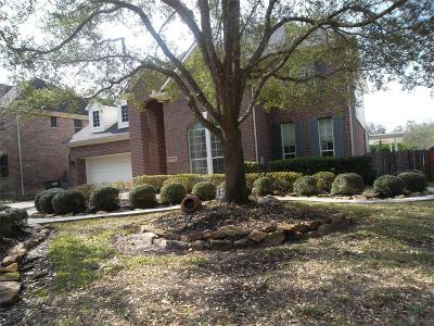 Humble Single Family Home For Sale: 19406 Texas Laurel Trail