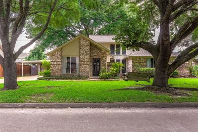 Galveston County, Harris County Single Family Home For Sale: 31214 Alice Lane