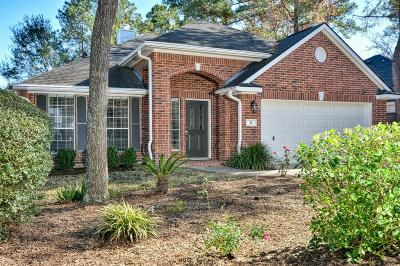 The Woodlands Single Family Home For Sale: 14 Paddock Pines Place