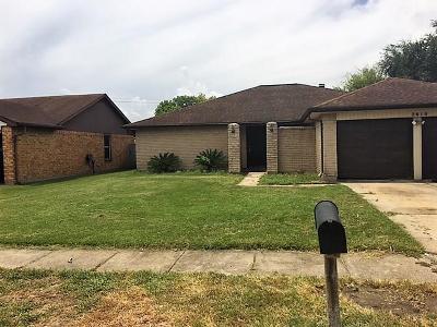 La Porte Single Family Home For Sale: 3618 Maplewood Drive