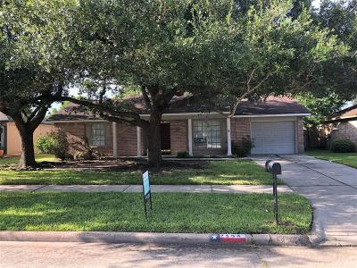 League City Single Family Home For Sale: 2504 Ewell Drive