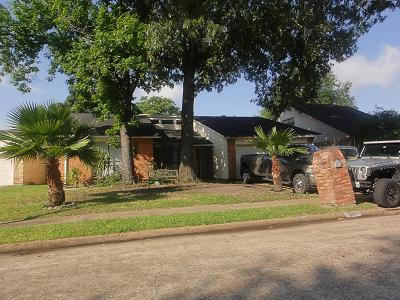 Channelview Single Family Home For Sale: 14914 Ferness Lane