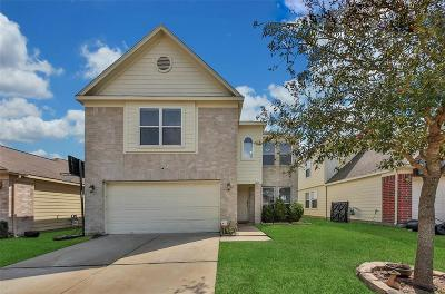 Houston Single Family Home For Sale: 3638 Barkers Crossing Ave Avenue