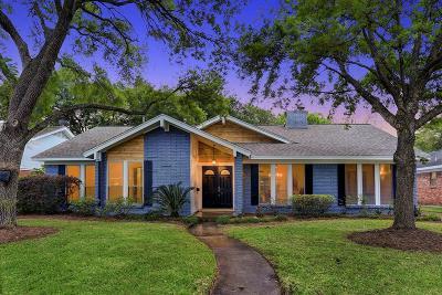 Houston Single Family Home For Sale: 6207 Paisley Street