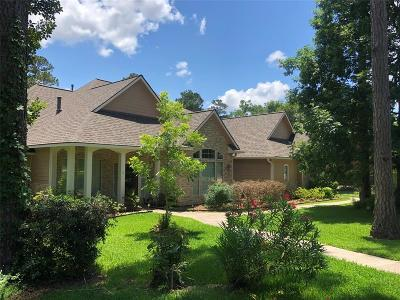 Conroe Single Family Home For Sale: 1 Hartwick Court