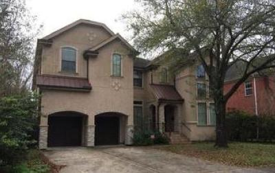 Bellaire Single Family Home For Sale: 4715 Wedgewood Drive