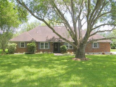 Simonton Single Family Home For Sale: 37907 Longhorn Drive