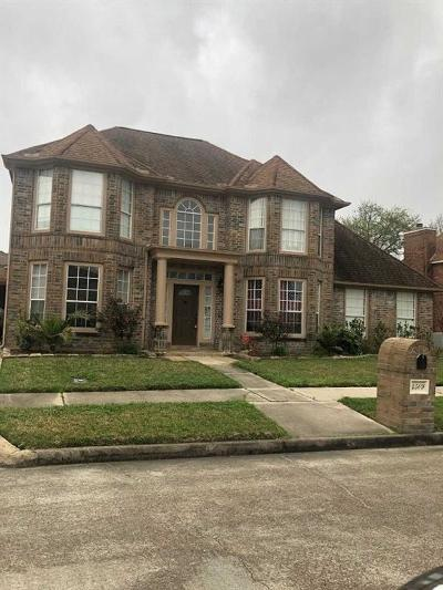 Baytown Single Family Home For Sale: 4509 Ironwood Drive