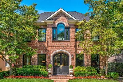 Houston TX Single Family Home For Sale: $2,899,999