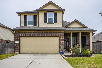 Tomball Single Family Home For Sale: 18315 Tacoma Ridge Drive