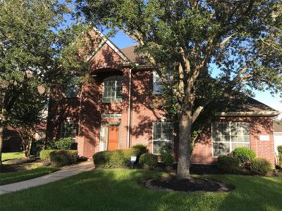 Pearland Single Family Home For Sale: 3903 Somerville Lake Court