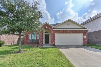 Katy TX Single Family Home For Sale: $222,000