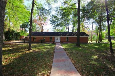 Conroe Single Family Home For Sale: 104 Longacre Drive