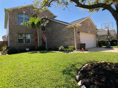 Pearland Single Family Home For Sale: 7512 Stone Arbor Lane Lane