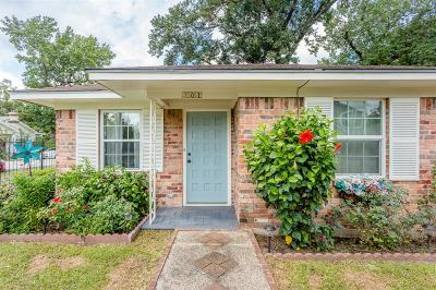 Houston Single Family Home For Sale: 701 Vincent Street