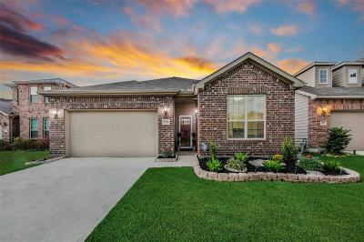 Katy TX Single Family Home For Sale: $229,000