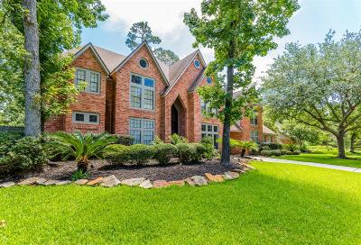 Kingwood Single Family Home For Sale: 1914 Seven Maples Drive