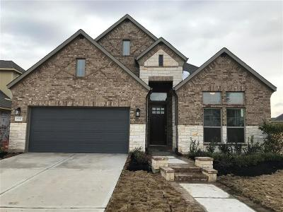 Cypress Single Family Home For Sale: 19247 Parkland View