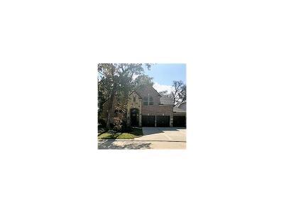Montgomery Single Family Home For Sale: 103 Bradford Bluff Drive