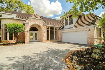 Houston Single Family Home For Sale: 16014 Piney Links