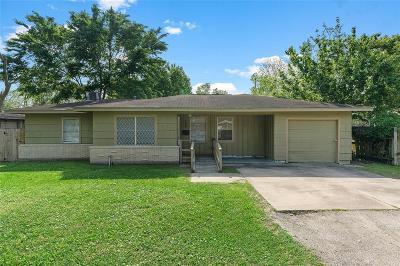 Galveston County Rental For Rent: 706 Roosevelt Street
