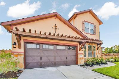 Cypress Single Family Home For Sale: 18807 Mystic Manor