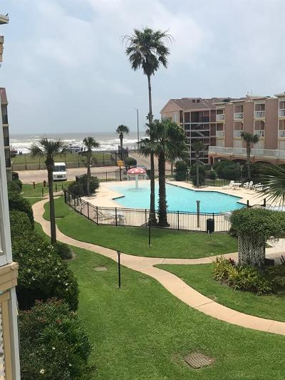 Galveston Condo/Townhouse For Sale: 6300 Seawall Blvd Boulevard