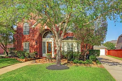 Houston Single Family Home For Sale: 6315 Concho Bay Drive