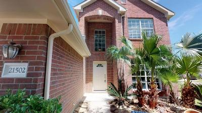 Cypress Single Family Home For Sale: 21502 Brookchase Loop