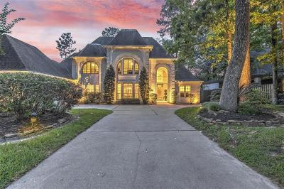 Kingwood Single Family Home For Sale: 2219 Forest Garden Drive