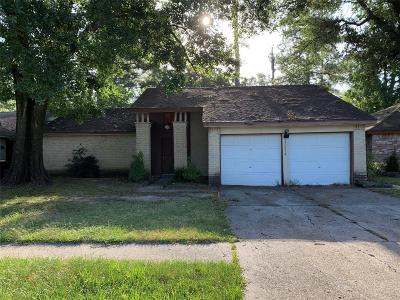 Spring Single Family Home For Sale: 23214 Pine Post Lane