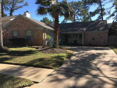 Spring Single Family Home For Sale: 9419 Towerstone Drive