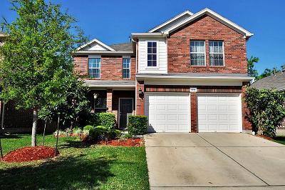 Missouri City Single Family Home For Sale: 5819 Trinity Oaks