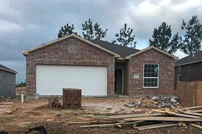 Conroe Single Family Home For Sale: 7650 Glaber Leaf Road