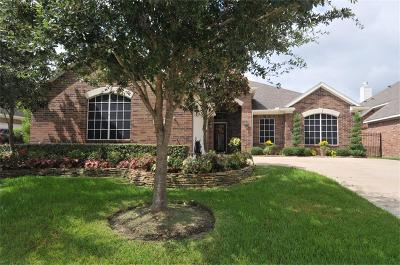Katy Single Family Home For Sale: 5218 Colonial Park Lane