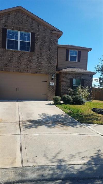 Rosharon Single Family Home For Sale: 9447 Amethyst Glen Drive