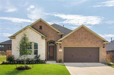 Conroe Single Family Home For Sale: 418 Westlake Landing